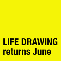 join our untutored life drawing sessions